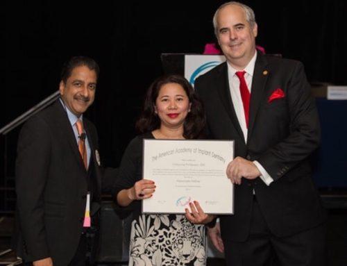News Release : Dr. ChauLong Nguyen Earns Associate Fellowship