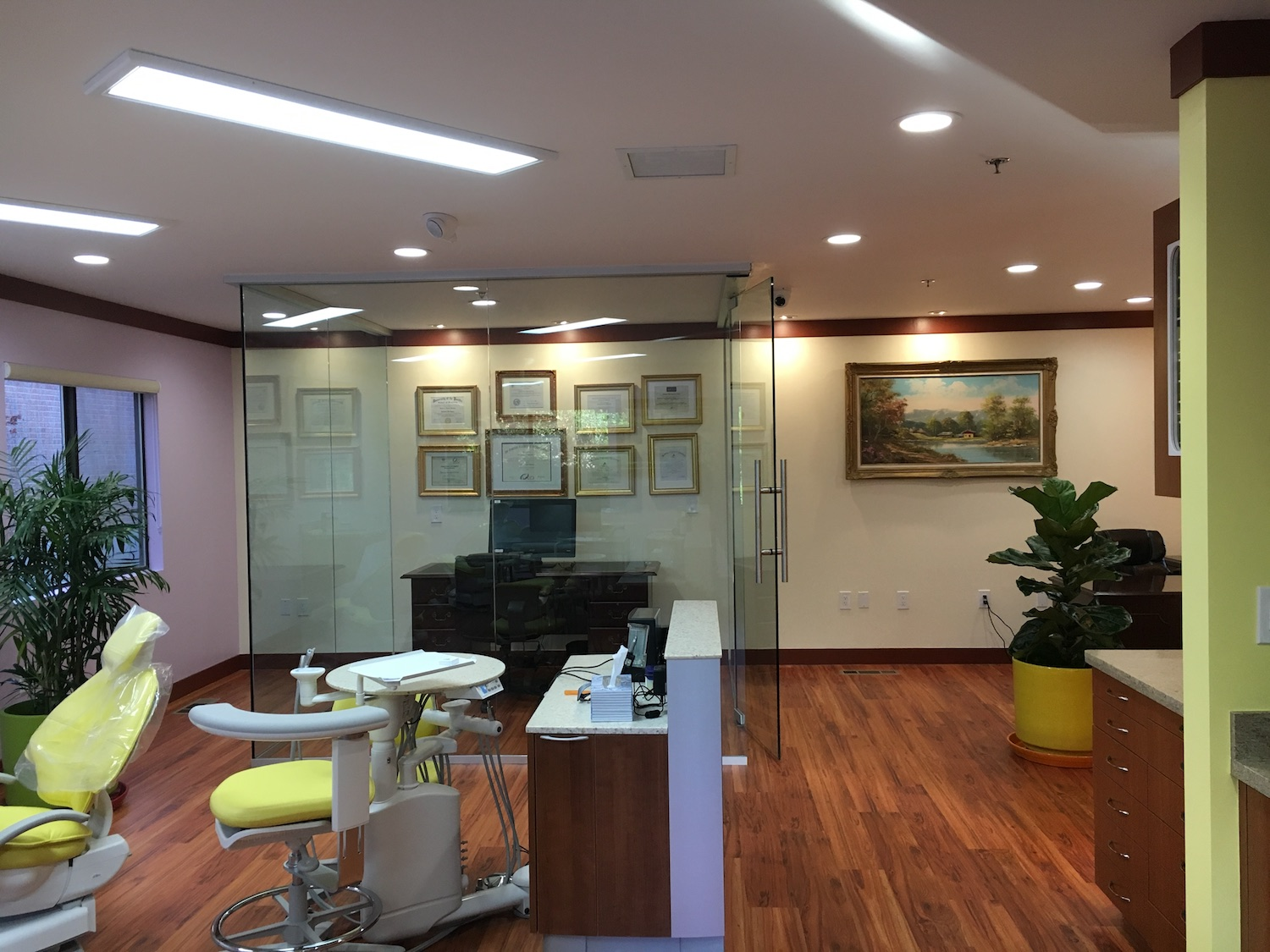 dentist clinic los altos
