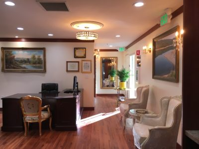 new dentist office