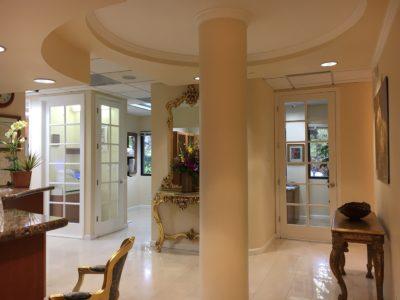 Menlo Park Dental Reception