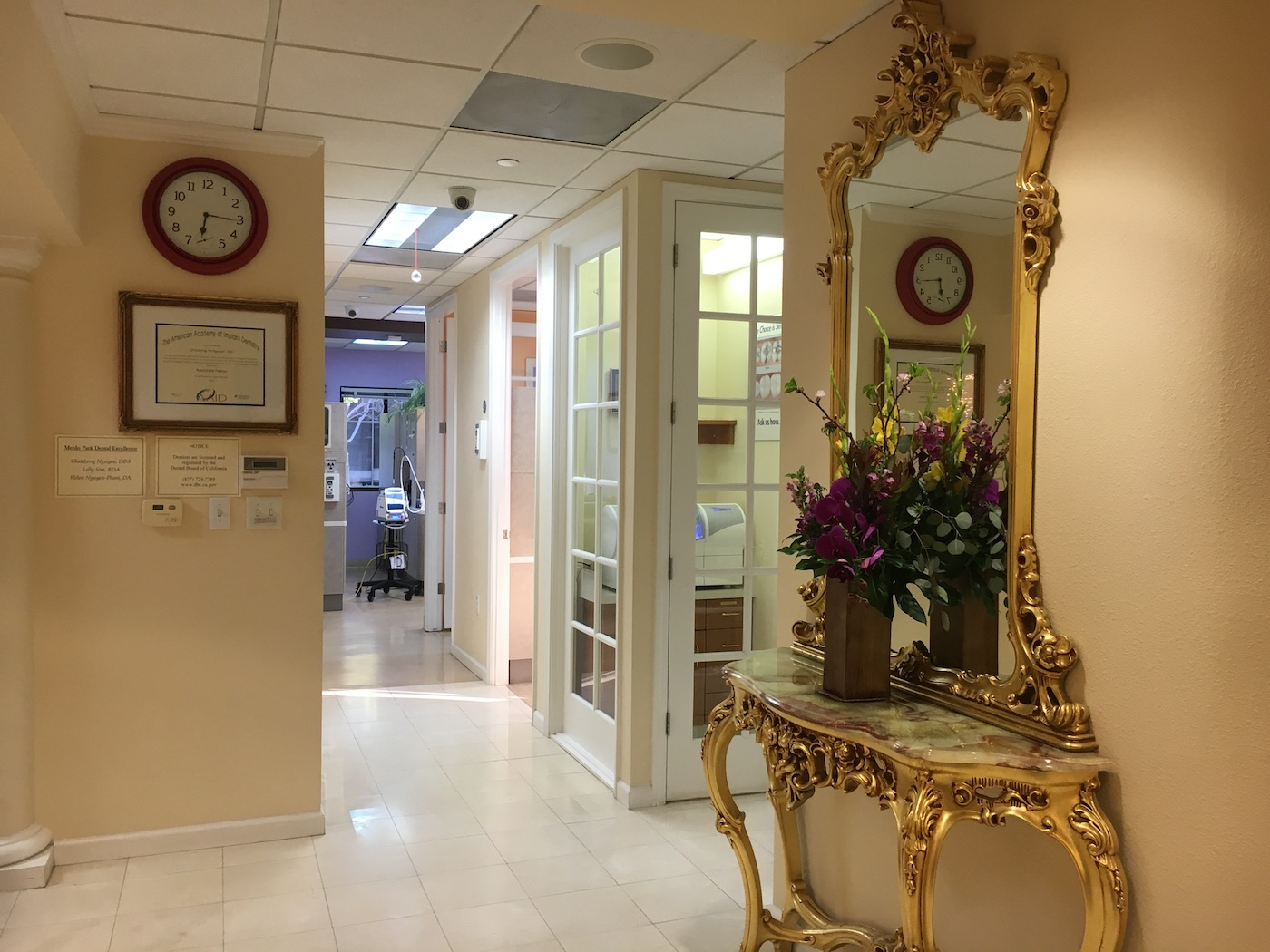 Menlo Park Dental Office