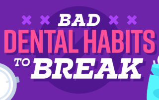 Bad dental habits