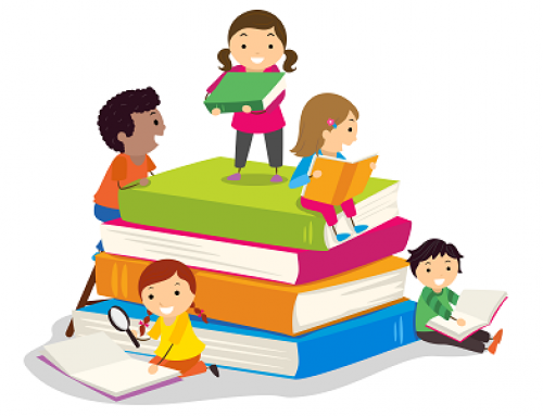 MARCH is National Reading Month!