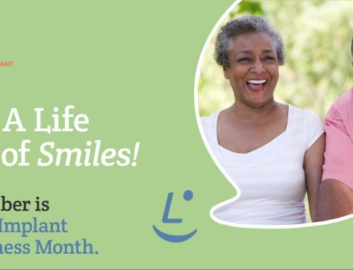 September is Dental Implant Awareness Month